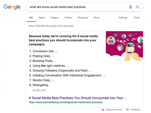 Quais são as melhores práticas nas redes sociais