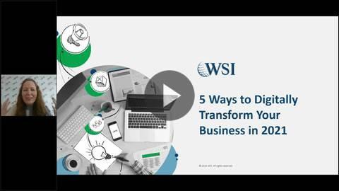 Relembrando nosso webinar: 5 Maneiras de Transformar seu Negócio no Digital em 2021