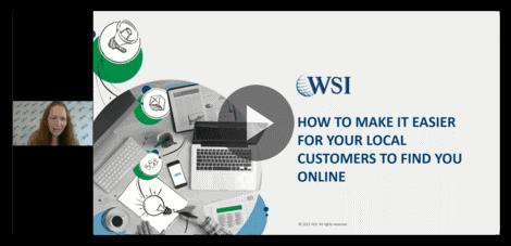 Como tornar mais fácil para seus clientes locais encontrarem você online
